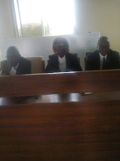 DIARY OF AN ADVOCATE- EPISODE 12: (The Glass Team) by Ebi Robert