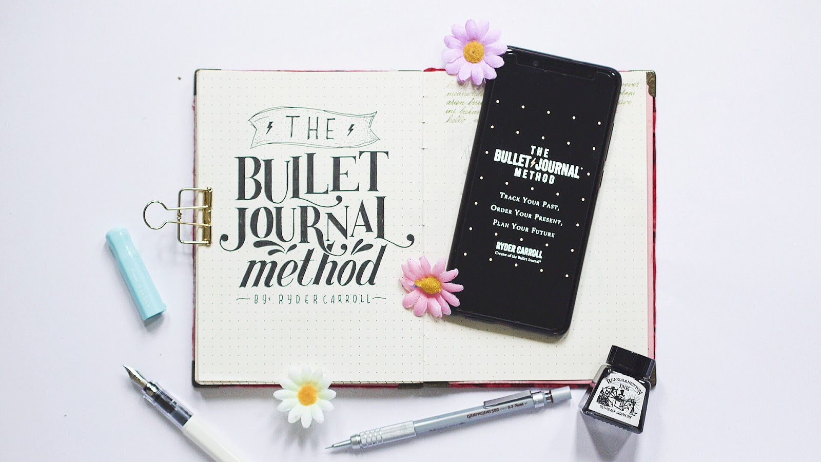 Review Buku The Bullet Journal Method Bahasa Indonesia