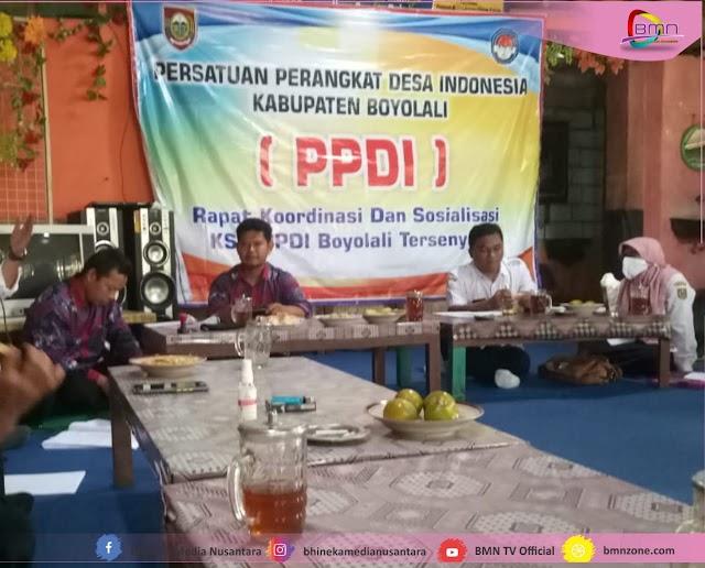 Persatuan Perangkat Desa di Boyolali Dirikan Koperasi Bersama