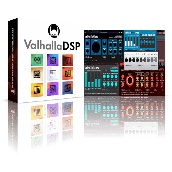 ValhallaDSP Bundle 2020.12 Full version