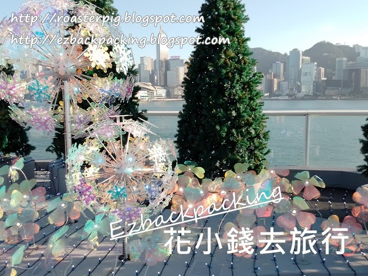 海港城聖誕燈飾花園2020:海運觀點
