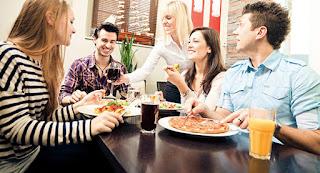 Makan Siang yang Bikin Cara Alami Diet Tanpa Olahraga Gagal