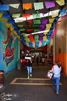 Marché, Mercado Benito Juárez, Oaxaca, Mexique, Mexico