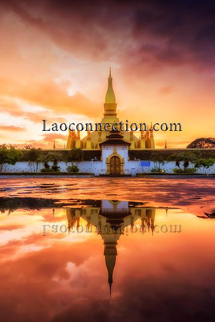 Tat Luang Reflections