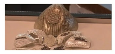 Israeli Jeweler Makes World Most expensive Face Mask
