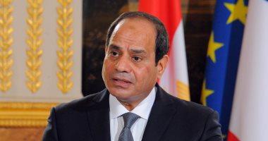 الرئيس السيسي علينا ان نتعامل مع اللاجئين بلطف لان مصر ام الدنيا