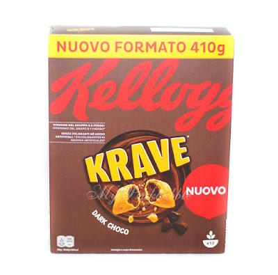 Krave dark choco Kellogg's