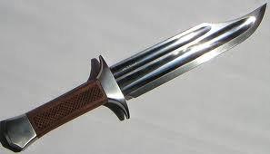 нож +с кровостоком фото