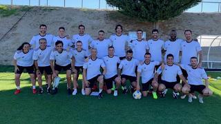 Fernando Torres complete coaching course