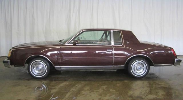 crawling from the wreckage 1979 buick regal unsold. Black Bedroom Furniture Sets. Home Design Ideas