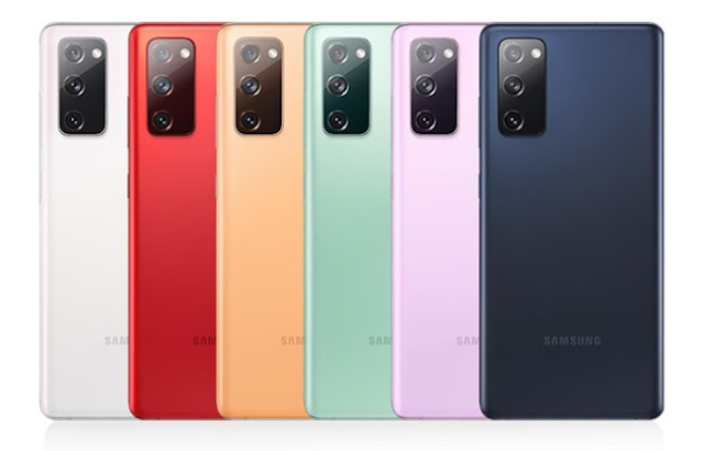 سامسونج تكشف عن هاتف Galaxy S20 FE