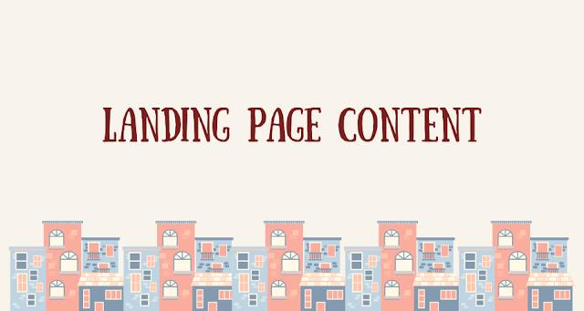 Cách viết nội dung web Landing Page thu hút khách hàng