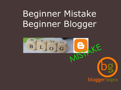 Avoid Beginner Mistake Beginner Blogger