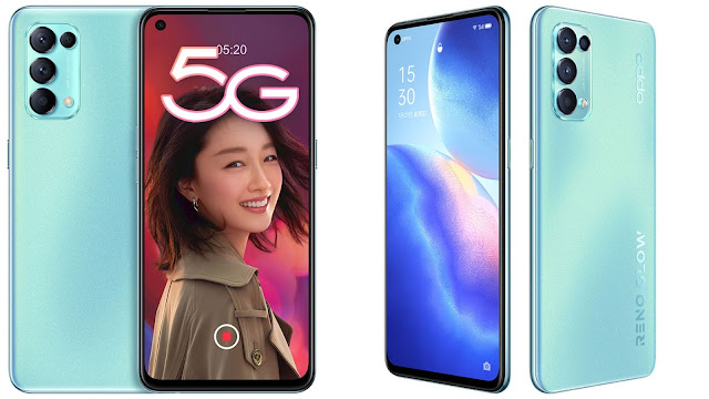 Oppo Reno 5K feature specs and price