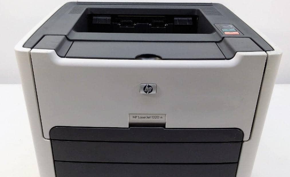 HP LASERJET 1320TN PRINTER WINDOWS 10 DRIVERS