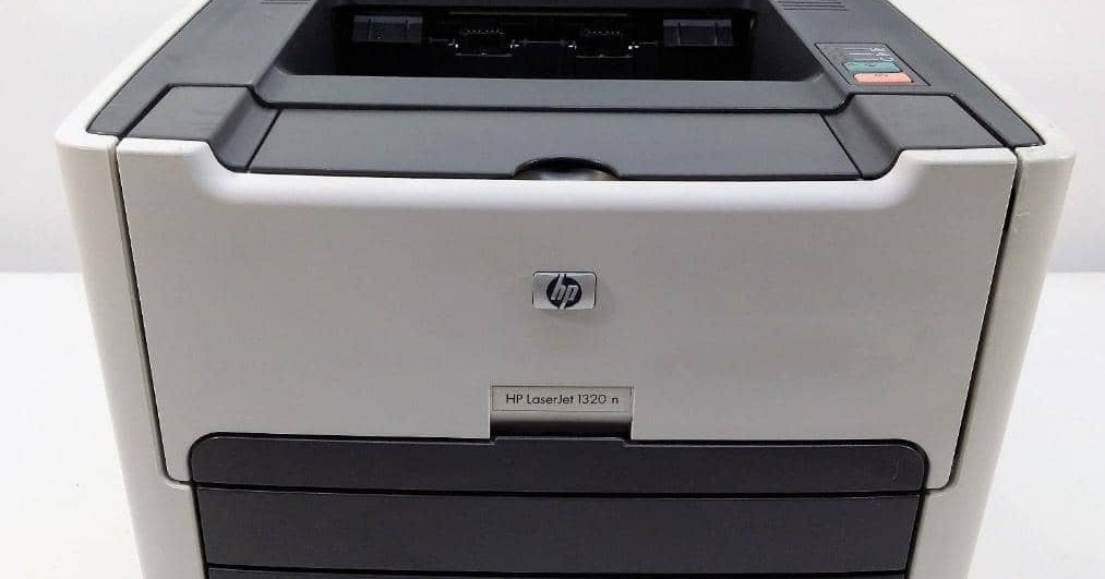 Driver For Hp 1320