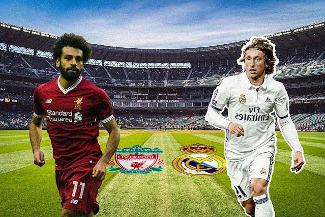 موعد مباراة ريال مدريد وليفربول في دوري ابطال اوروبا الثلاثا 6 ابريل 06/04/2021