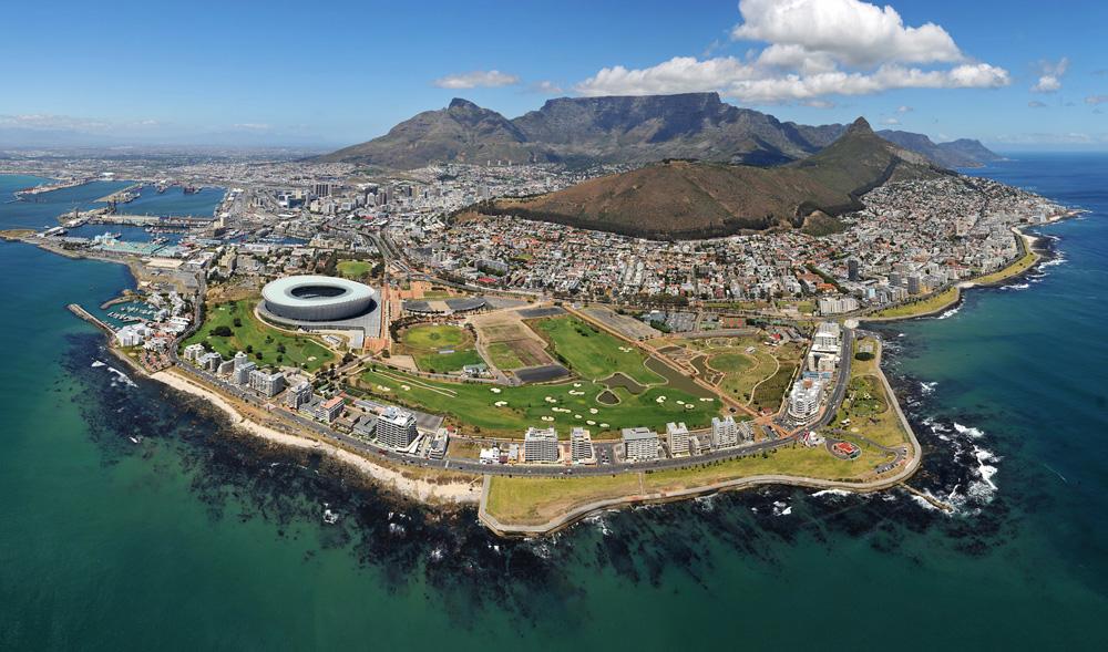 Cape Town, Qyteti i Afrikës së Jugut