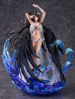 Figura Albedo Swimsuit Ver. 1/7 de Overlord, Shibuya Scramble Figure