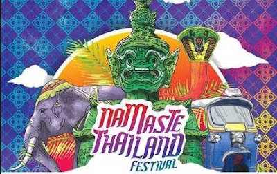 Namaste Thailand Festival