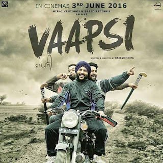 Vaapsi-Title Song Lyrics Mp3 Songs Download HD Video All Vaapsi Punjabi Movie Trailer  Harihs Verma Speed Records