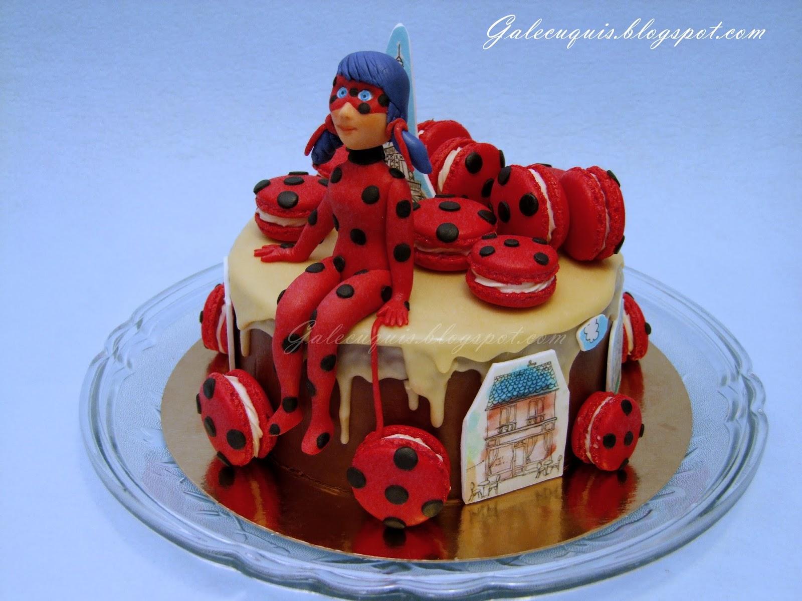 Ladybug Cakes By Rosesbak Cvom