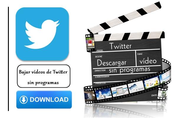 2 sitos web para descargar vídeos de Twitter gratis sin usar programas