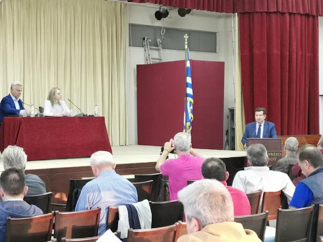 Μαλτέζος: Συντασσόμαστε με τους κατοίκους και με τις ομόφωνες αποφάσεις του Δημοτικού Συμβουλίου Ερμιονίδας