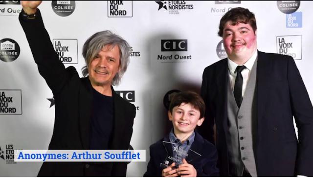 El 'Premio de Honor' de las Estrellas Nordistas para Nicola Sirkis