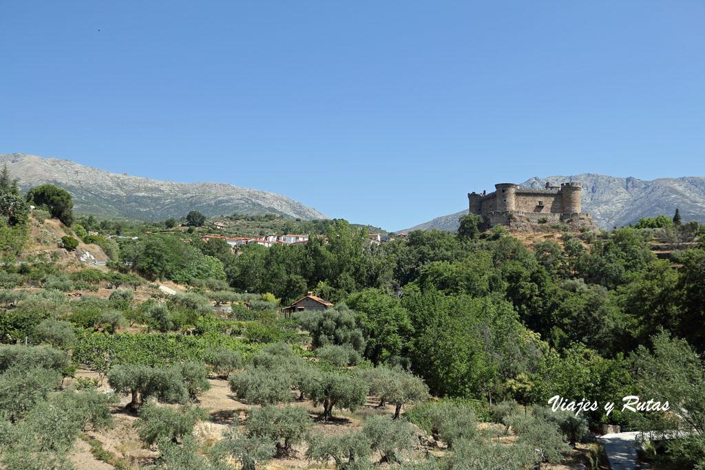 Castillo de los Duques de Alburquerque, Mombeltrán