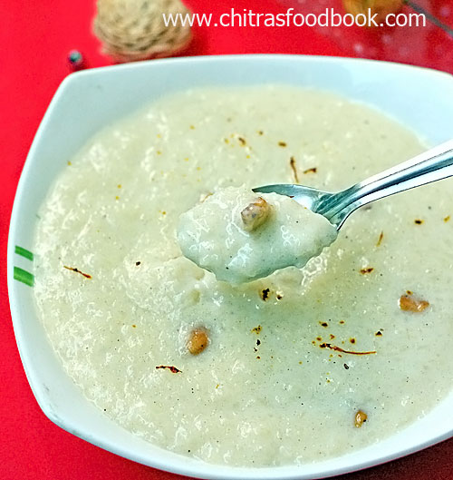 rice kheer in instant pot