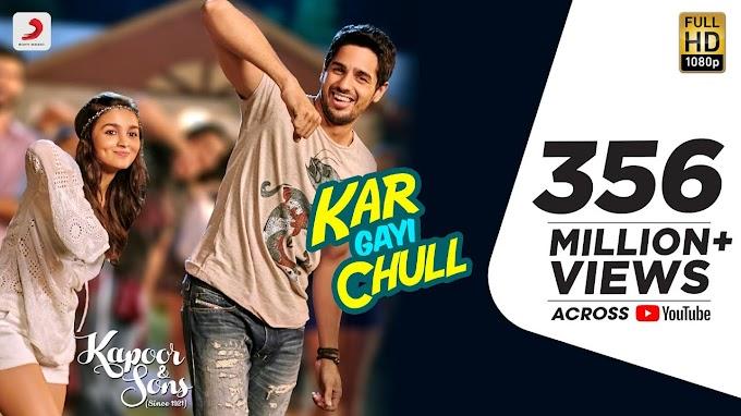 कर गयी चुल Kar Gayi Chull Lyrics in Hindi – Kapoor & Sons | Badshah | Fazilpuria | Sukriti Kakar | Neha Kakkar