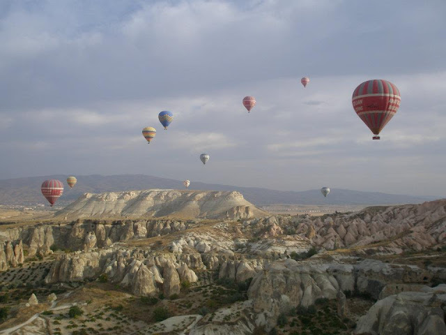 cappodocia balloon tour