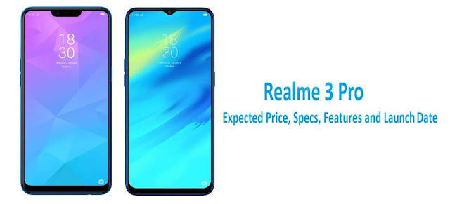 Realme 3 Pro - Specification