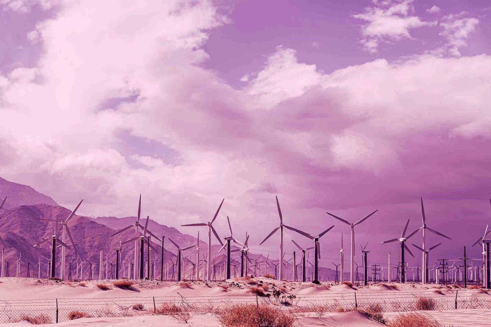 Wind energy explanation