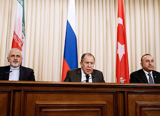 H Μόσχα ξεκίνησε τη διαδικασία στήριξης της Άγκυρας περιφερειακά