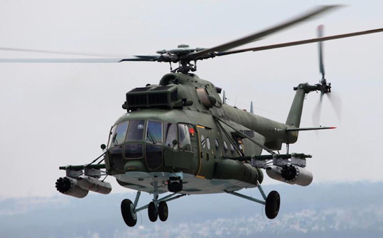 Helikopter MI-17 Milik TNI AD Berisi 12 Orang Hilang Kontak di Papua