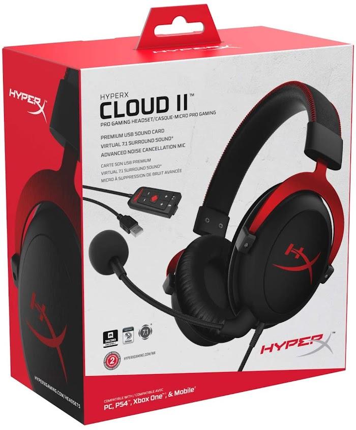 HyperX Cloud II - Gaming Headset