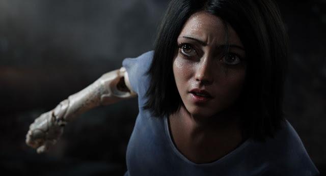 Alita: Bojový Anděl (Alita: Battle Angel) – Recenze