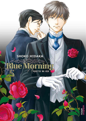 Review del manga Blue Morning Vol.5 de Shoko Hidaka - NowEvolution