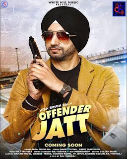 Offender Jatt Lyrics   Hira Bal   DjPunjabNeW.CoM