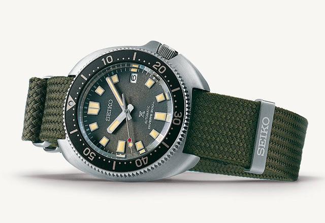 Seiko Prospex 1970 Diver's SPB237