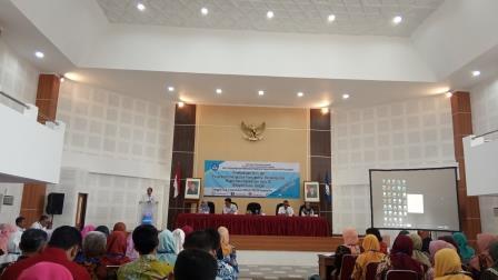 Pembekalan GI Program PKP Mapel Matematika dan Guru SD Wilayah Jateng