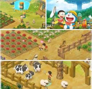 PC System Requirements Doraemon Story Of Seasons story specifications