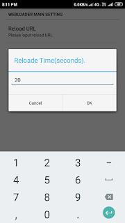 web auto reloader ads free mod