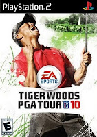Tiger Woods PGA Tour 10 (PS2) 2010