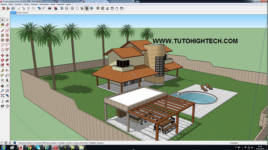 t l charger google sketchup 8 pro crack gratuit 2018 en fran ais tuto high tech. Black Bedroom Furniture Sets. Home Design Ideas