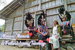 Menuai Memori di Festival Lereng Telomoyo