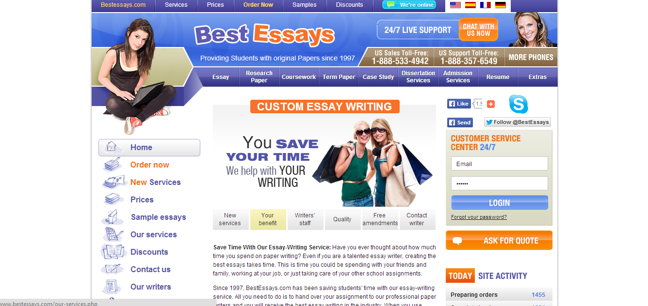 pay for essays best writing services reviews bestessays com