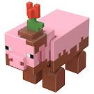 Minecraft Pig Craft-a-Block Series 4 Figure